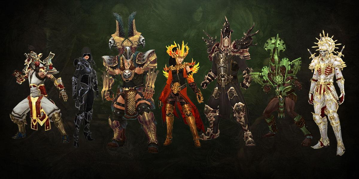 《暗黑破坏神3》21赛季7月3日开启 新成就新套装