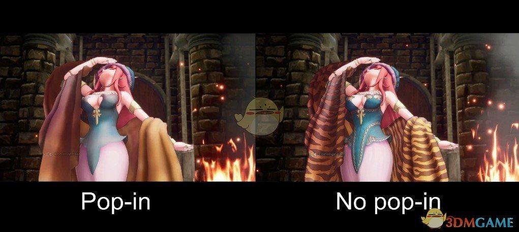 《圣剑传说3:重制版》建模纹理修复补丁