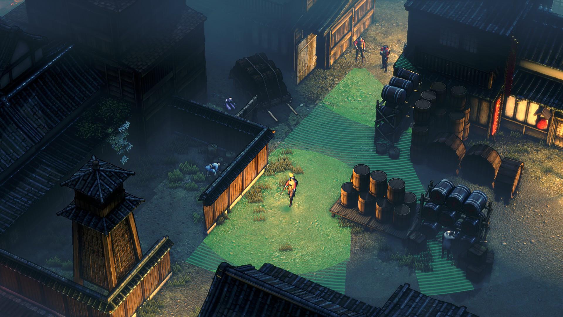 《影子战术:将军之刃》Steam史低促销 仅售17元