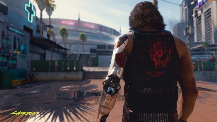 设计师谈《赛博朋克2077》V与其他人物移动上的特色
