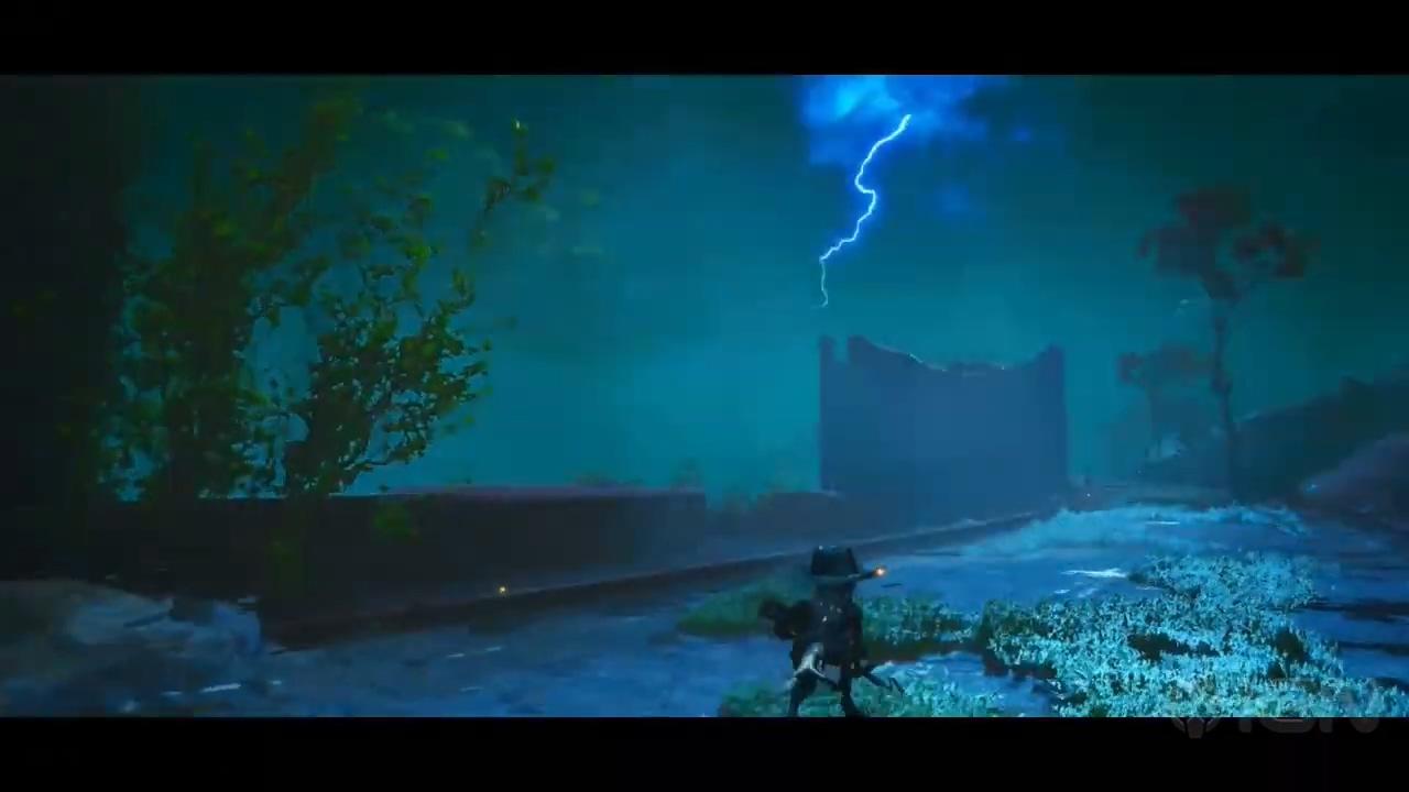 IGN游戏之夏:《生化变种》10分钟实机视频公开
