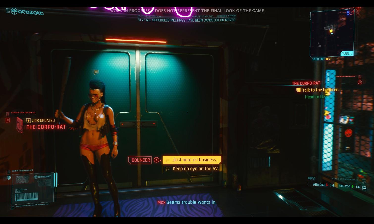 《赛博朋克 2077》试玩报告:虽不惊艳,但乐趣十足
