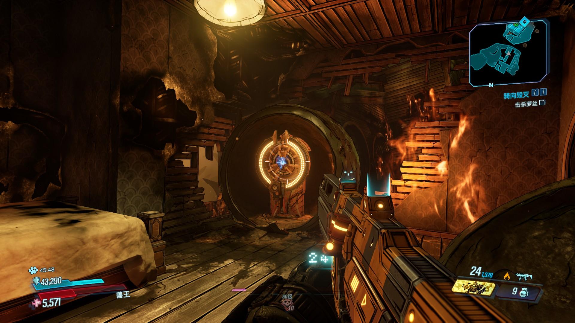 《无主之地3》DLC浴血镖客大作战评测:虎头蛇尾的西部故事