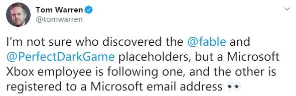 账号已闲置多年 Xbox市场经理否认《神鬼寓言》新
