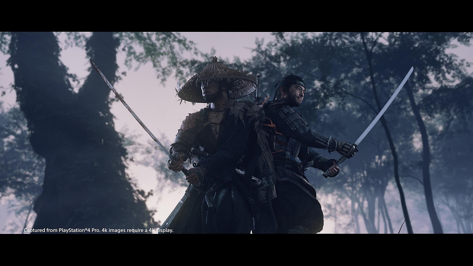 PS4《对马岛之鬼》新预告视频发布 展示主角自定