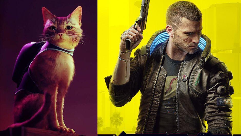 在《赛博朋克2077》中 你可以抚摸猫咪和狗狗