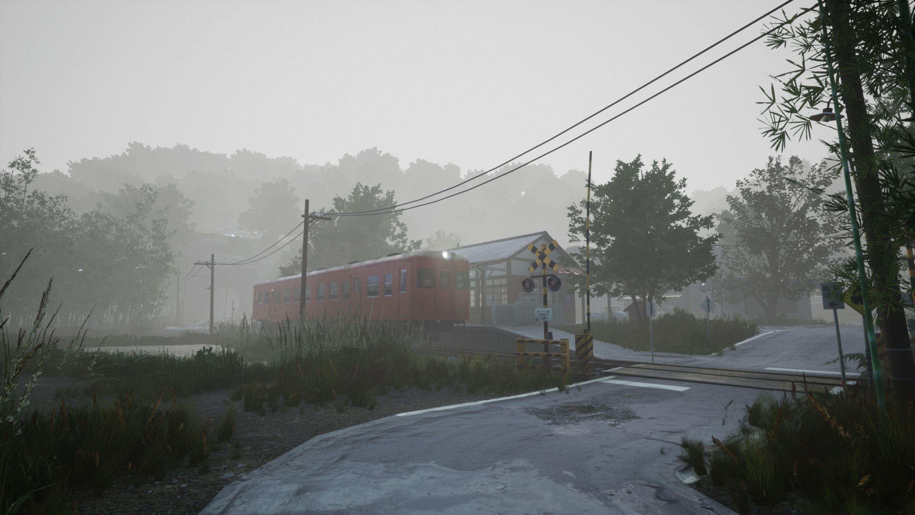 开始一场异常的夏日冒险——《追忆列车》