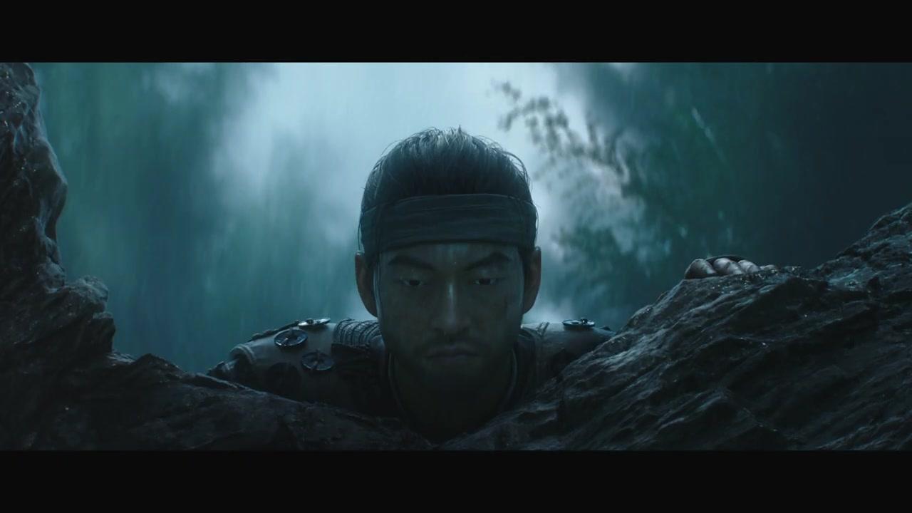 """《对马岛之鬼》公开中文CG宣传片""""风暴将至"""""""