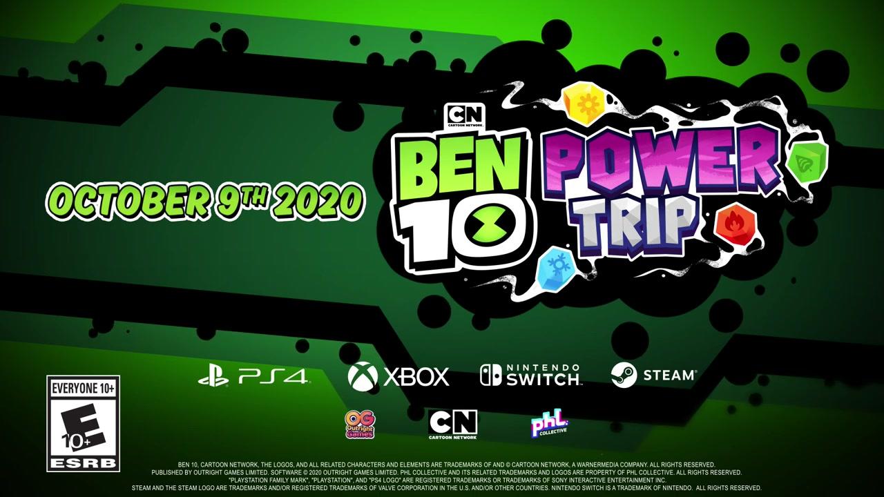 《Ben 10:Power Trip》面向各大平台公布