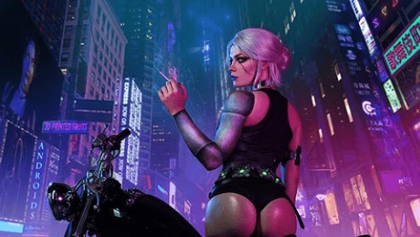 《赛博朋克2077》日版将接受审核 因性尺度与暴力