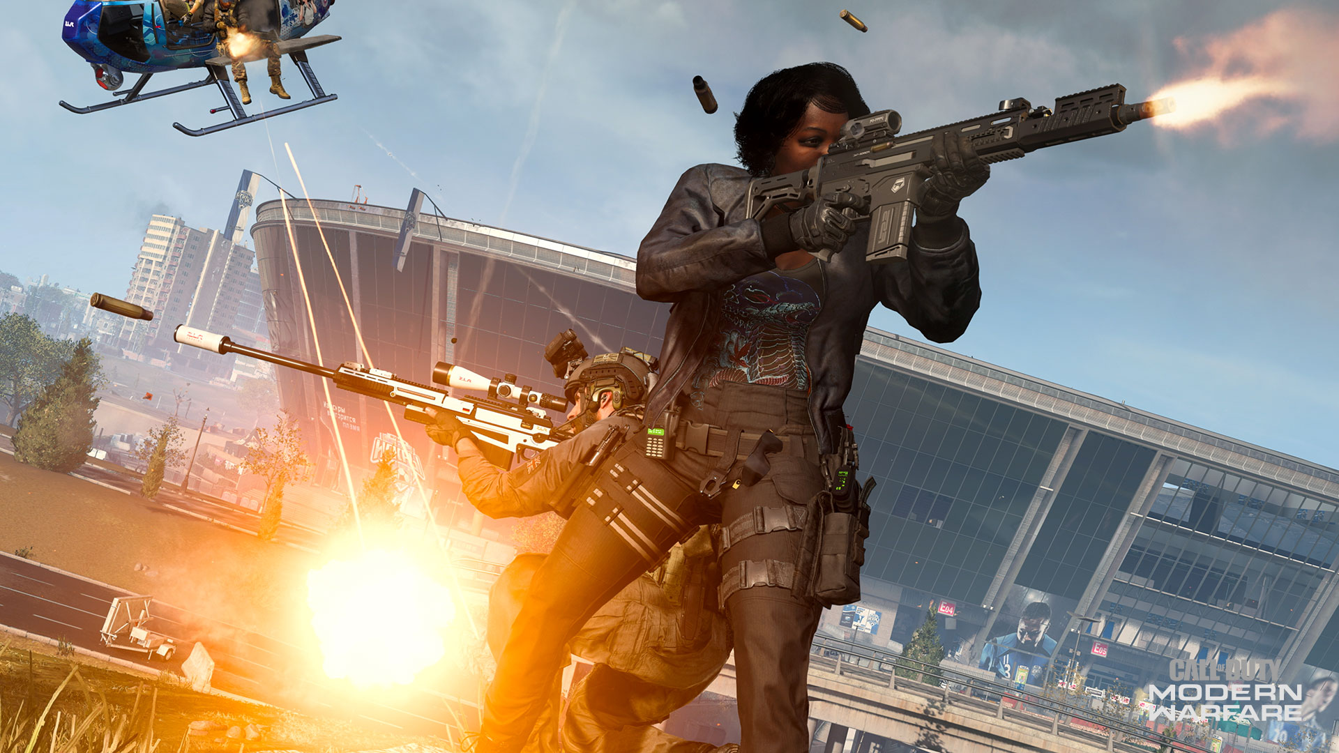 《使命召唤:战区》200人大逃杀模式马上就要上线了