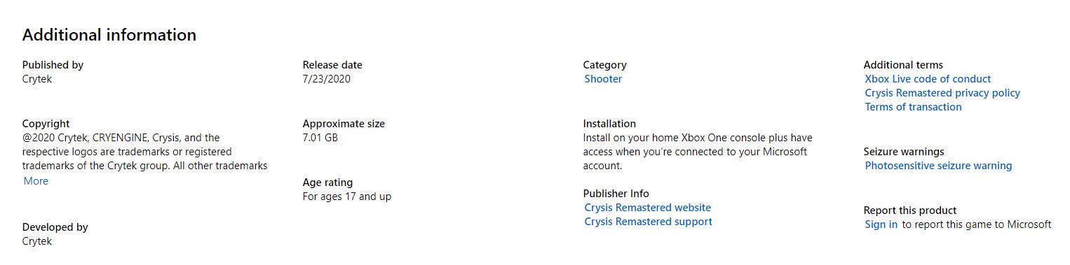 《孤岛危机:重制版》7月23日发售 首批截图曝光