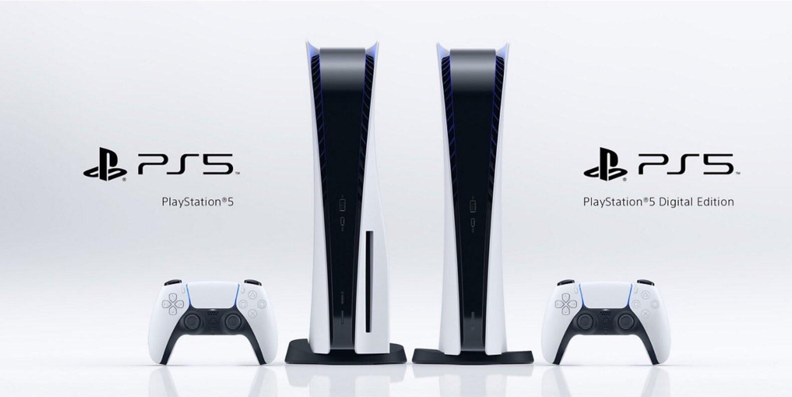索尼PS5主机全家桶售价全曝光 起售价和PS4一样