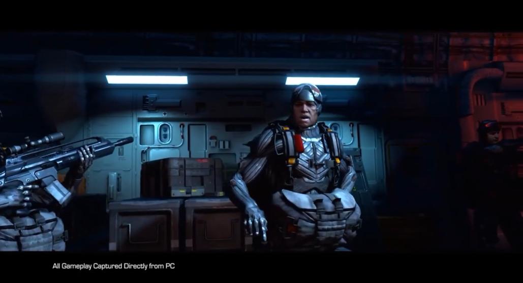 《孤岛危机:重制版》游戏实机预告公开 微软商店泄露