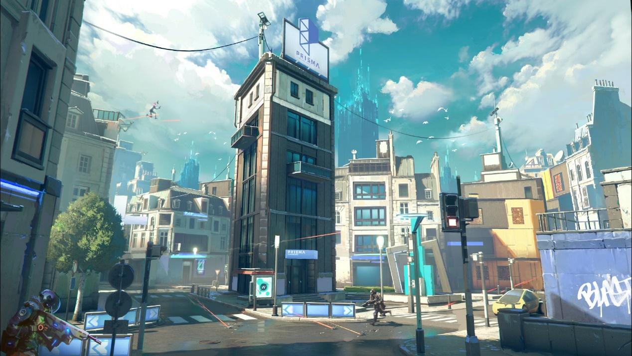 育碧FPS新游《Hyper Scape》即将发布 鲜牛免费加速