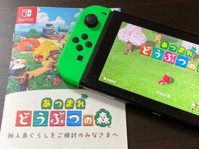 《集合啦!动物森友会》日本国内实体版销量突破500万