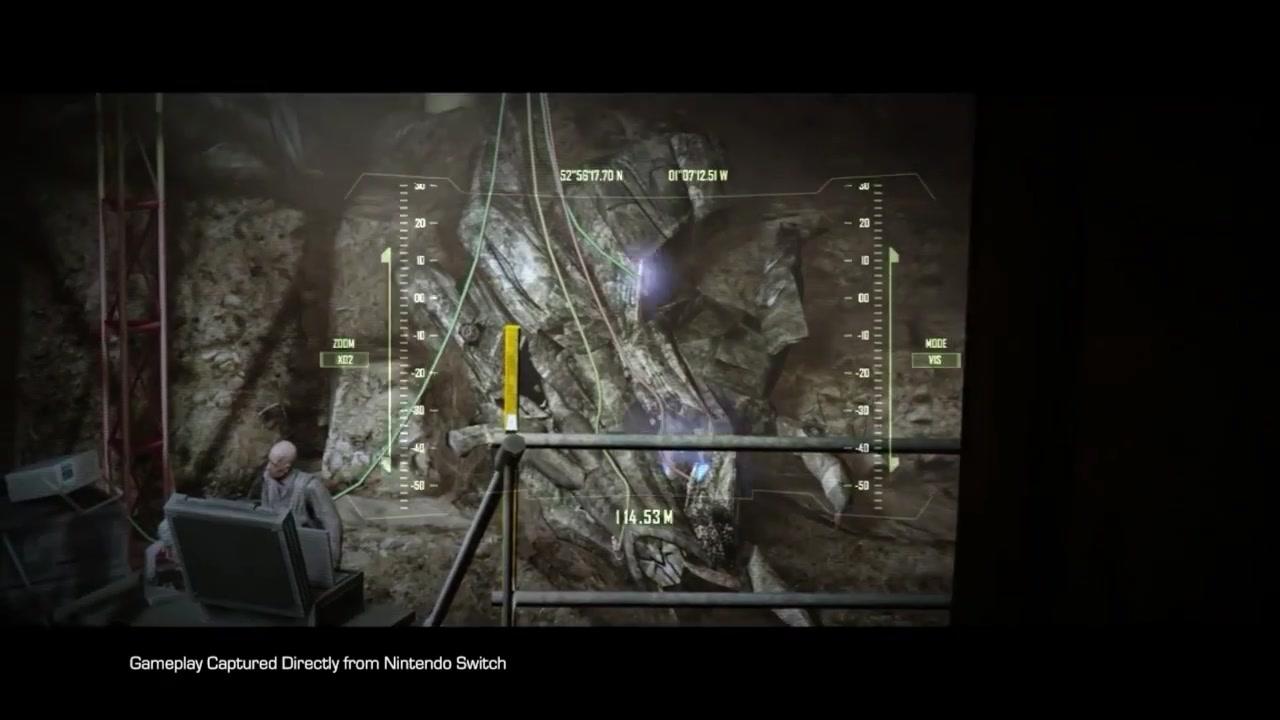 《孤岛危机:复刻版》Switch版首发预告片泄露