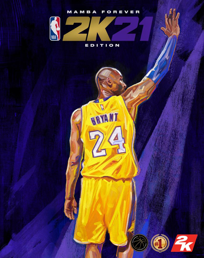 """《NBA 2K21》9月4日发售 纪念科比推出""""曼巴永恒版"""""""