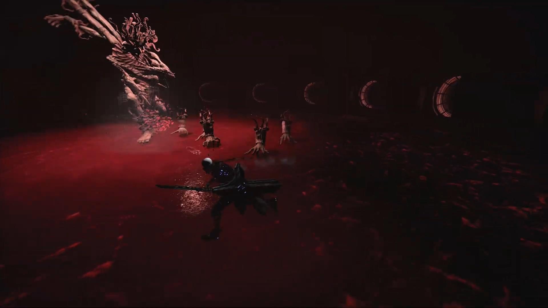魂系科幻RPG《地狱时刻》7月30日发售 新预告发布