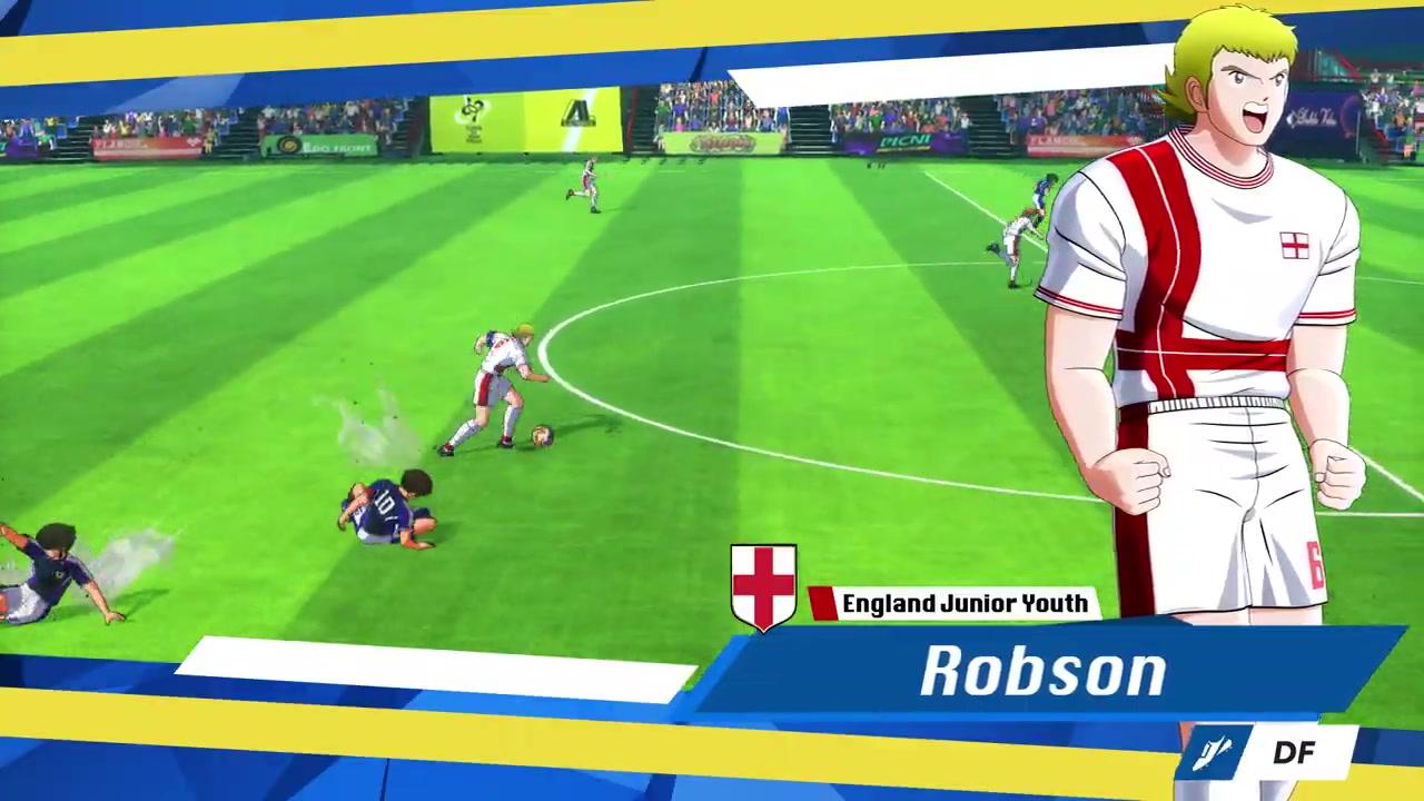 《足球小将:新秀崛起》英格兰青年队预告片分享