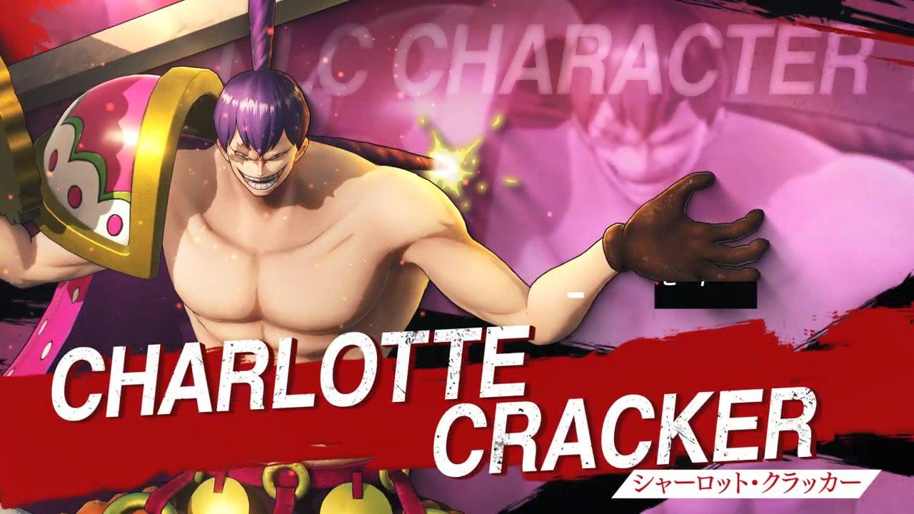 《海贼无双4》DLC角色夏洛特·克力架预告 饼干人来袭