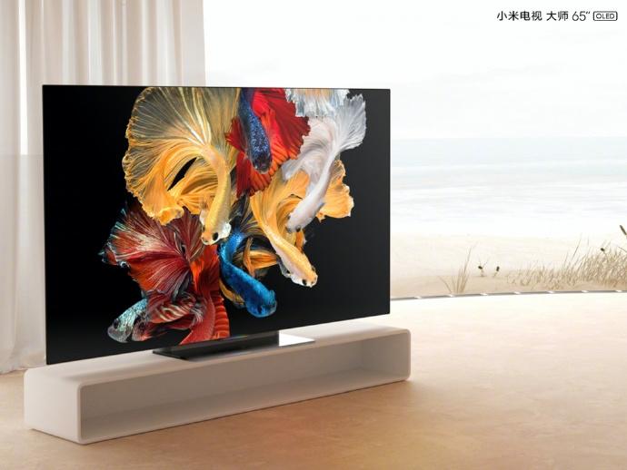 小米65英寸OLED电视卖12999低了 潘九堂:应该卖15999
