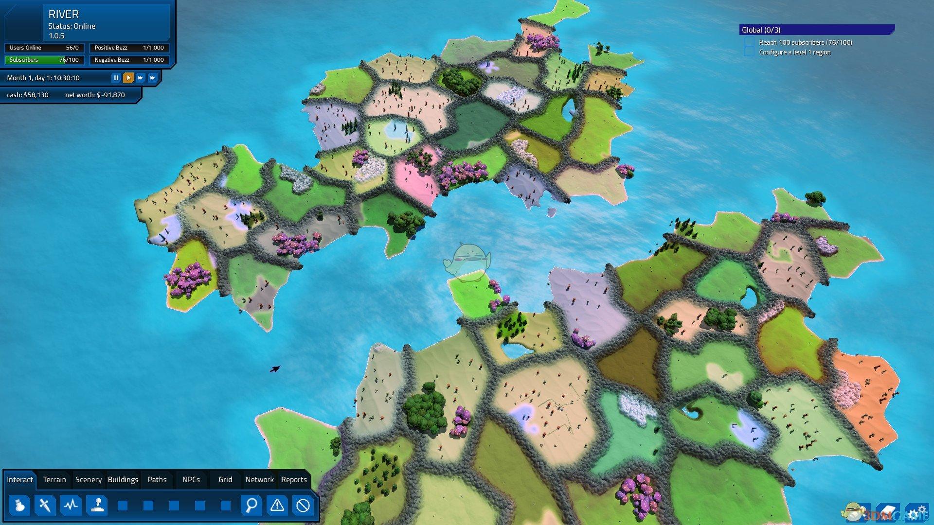 《MMORPG大亨2》游戏设计方向指南