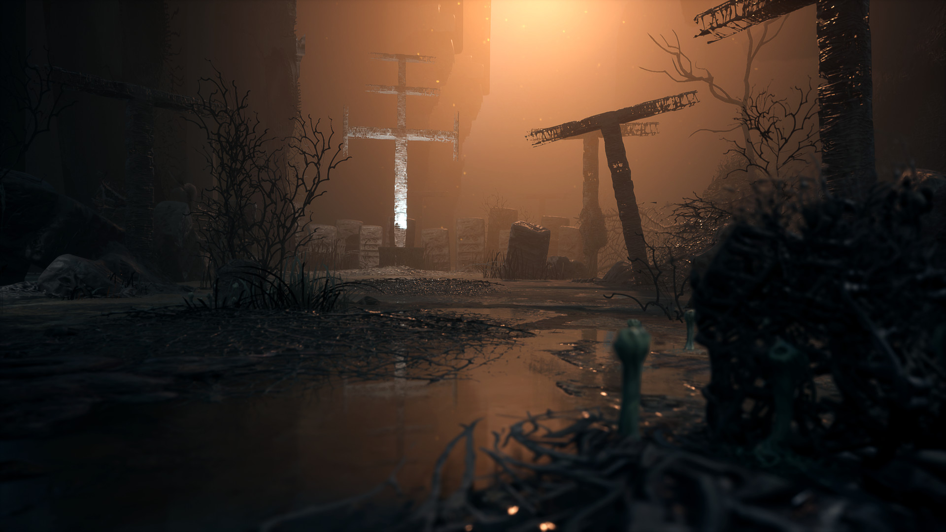 恐怖游戏《灵媒》新截图放出 实机演示将于近期公布