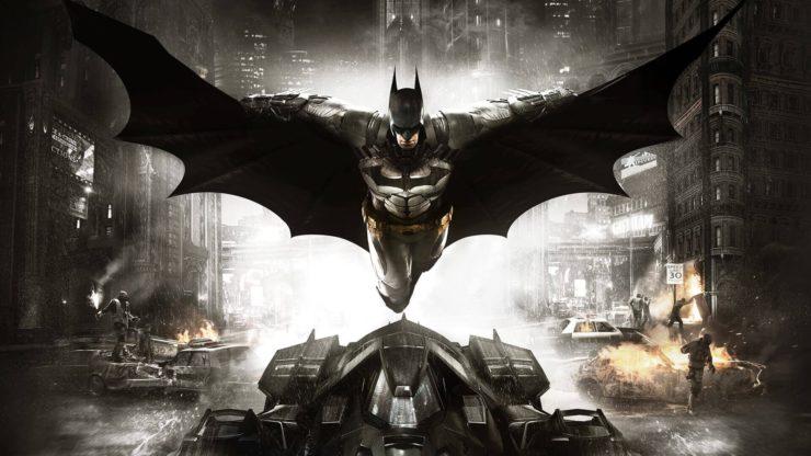 """传《蝙蝠侠》新作将有升级版""""复仇女神""""系统"""