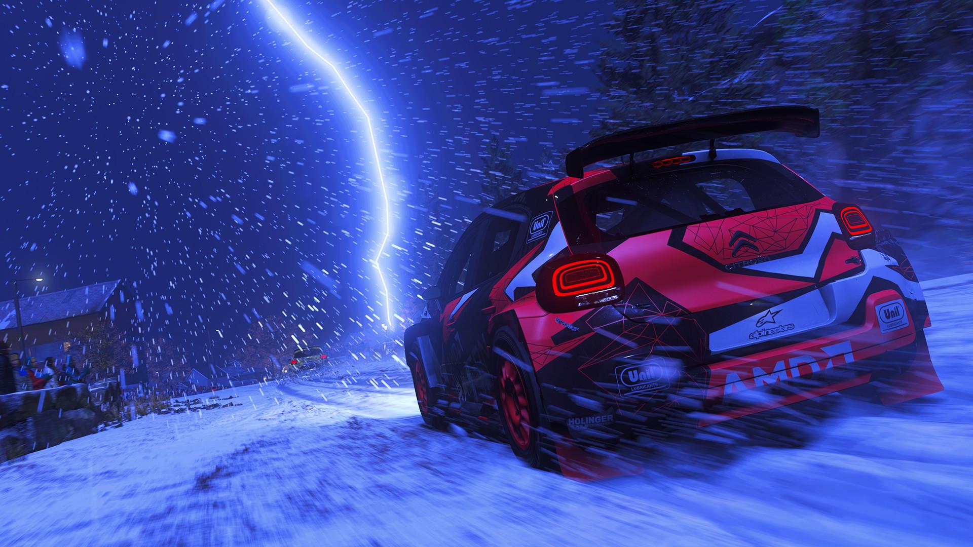 Codemasters确认《尘埃5》PS5版也会支持120帧