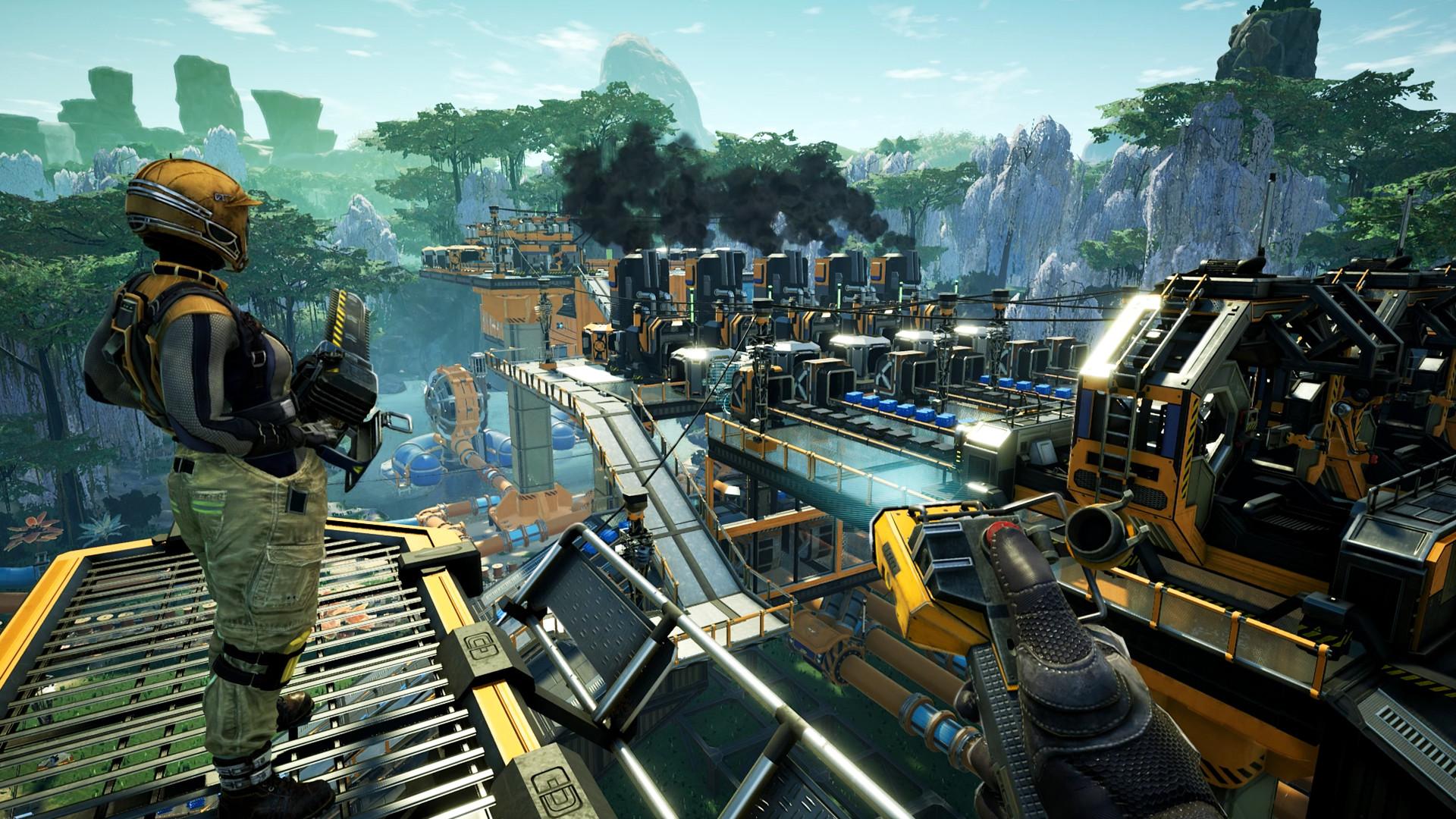 《幸福工厂》销量超百万 Steam销售速度比Epic更快