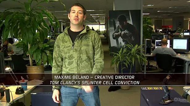 《细胞分裂》创意总监因性骚扰指控 已从育碧辞职