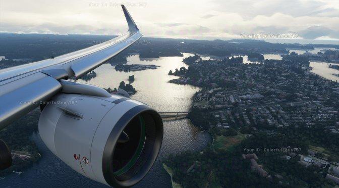 《微软飞行模拟》Alpha预览版新截图/视频公布