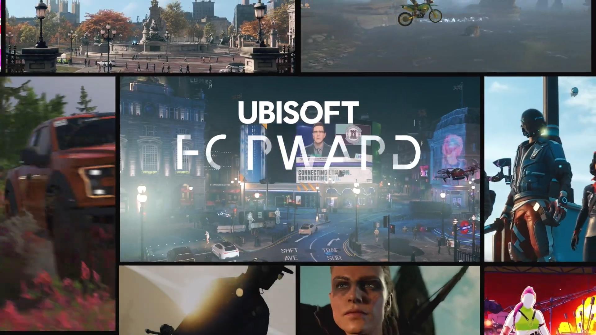 育碧游戏展部分阵容公开 《看门狗2》Uplay免费领