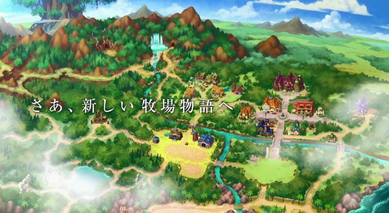 PS4《哆啦A梦:大雄的牧场物语》TVCM公开 7.30上市