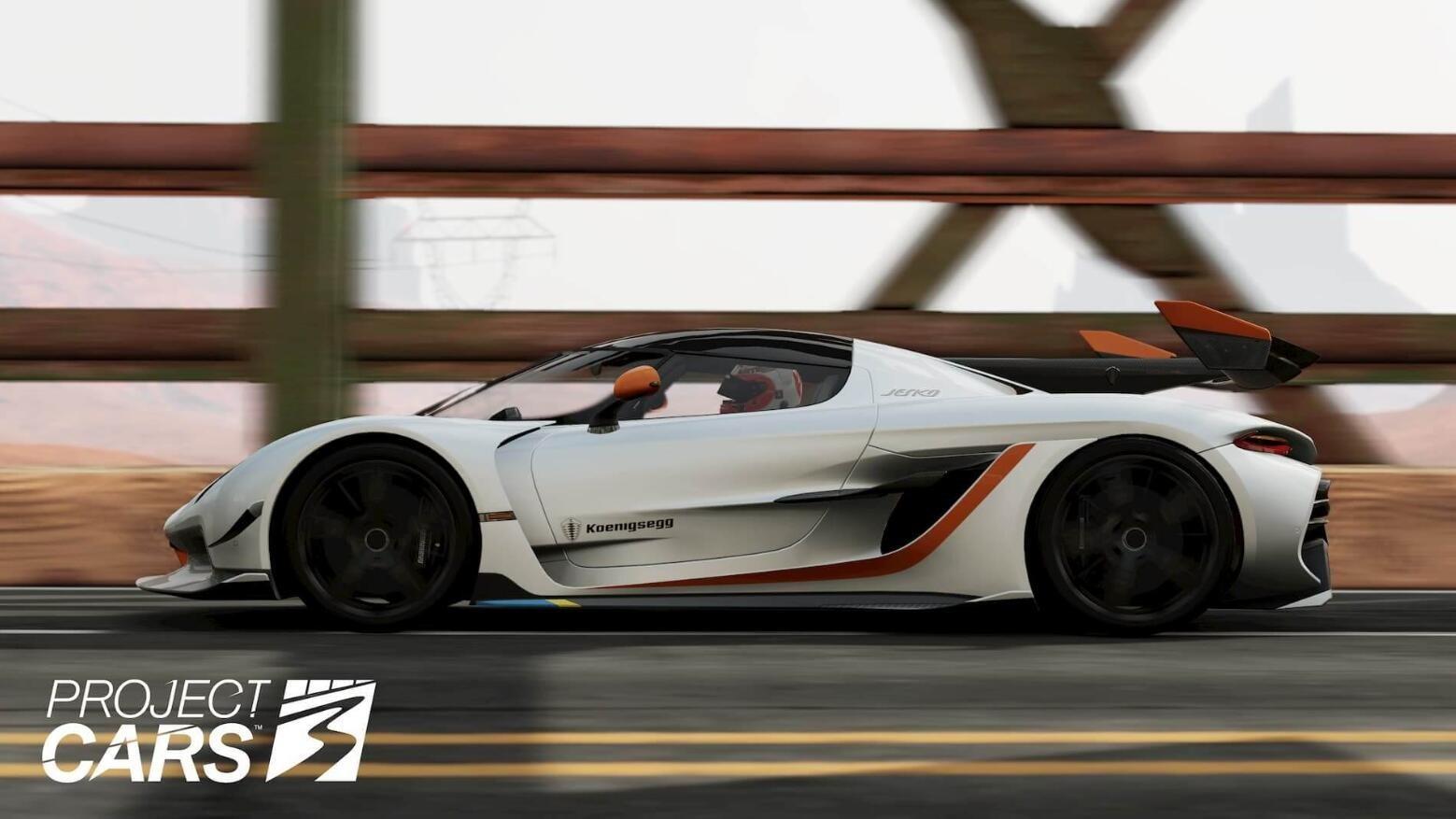 《赛车计划3》全新截图公布 画面更真实体验更刺