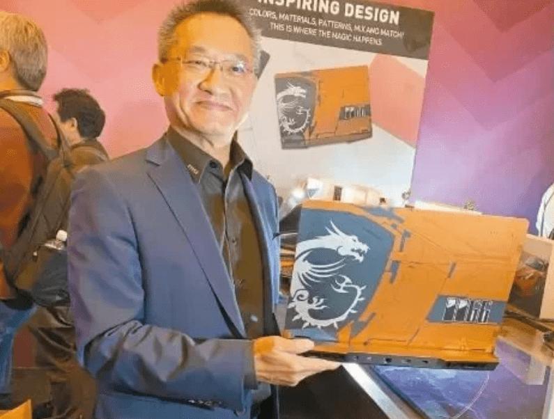 微星科技总经理江胜昌坠楼离世 在微星任职超20年