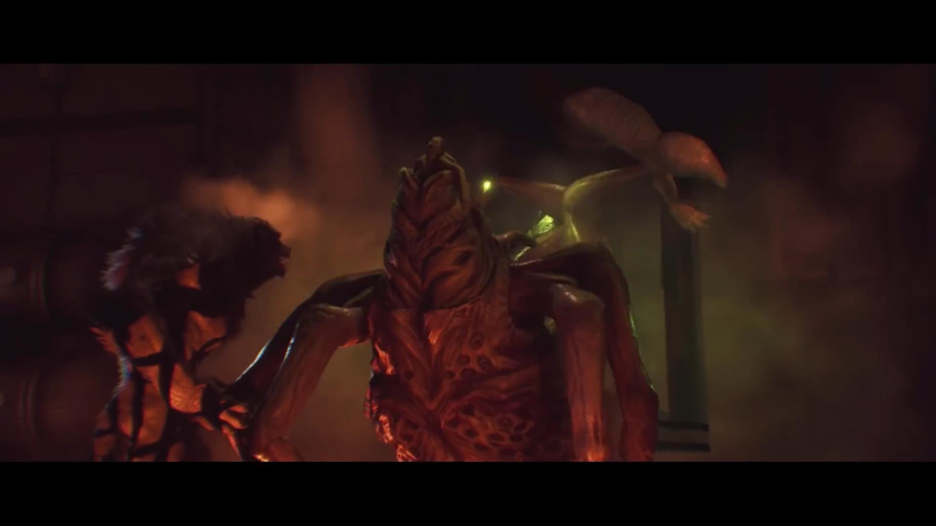 《狼人之末日怒吼》新实机预告 明年2月4日发售
