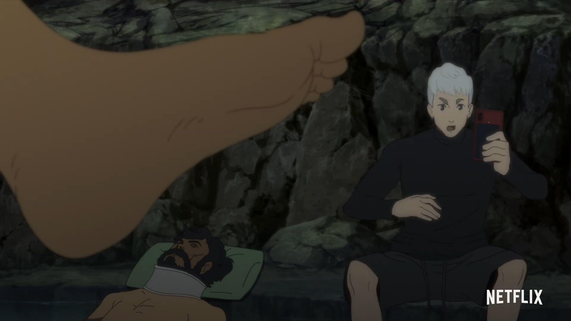 动画剧《日本沉没》新预告 逆境中用RAP发出呐喊