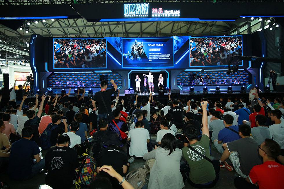 2020暴雪游戏ChinaJoy展台内容公开 有新内容试玩