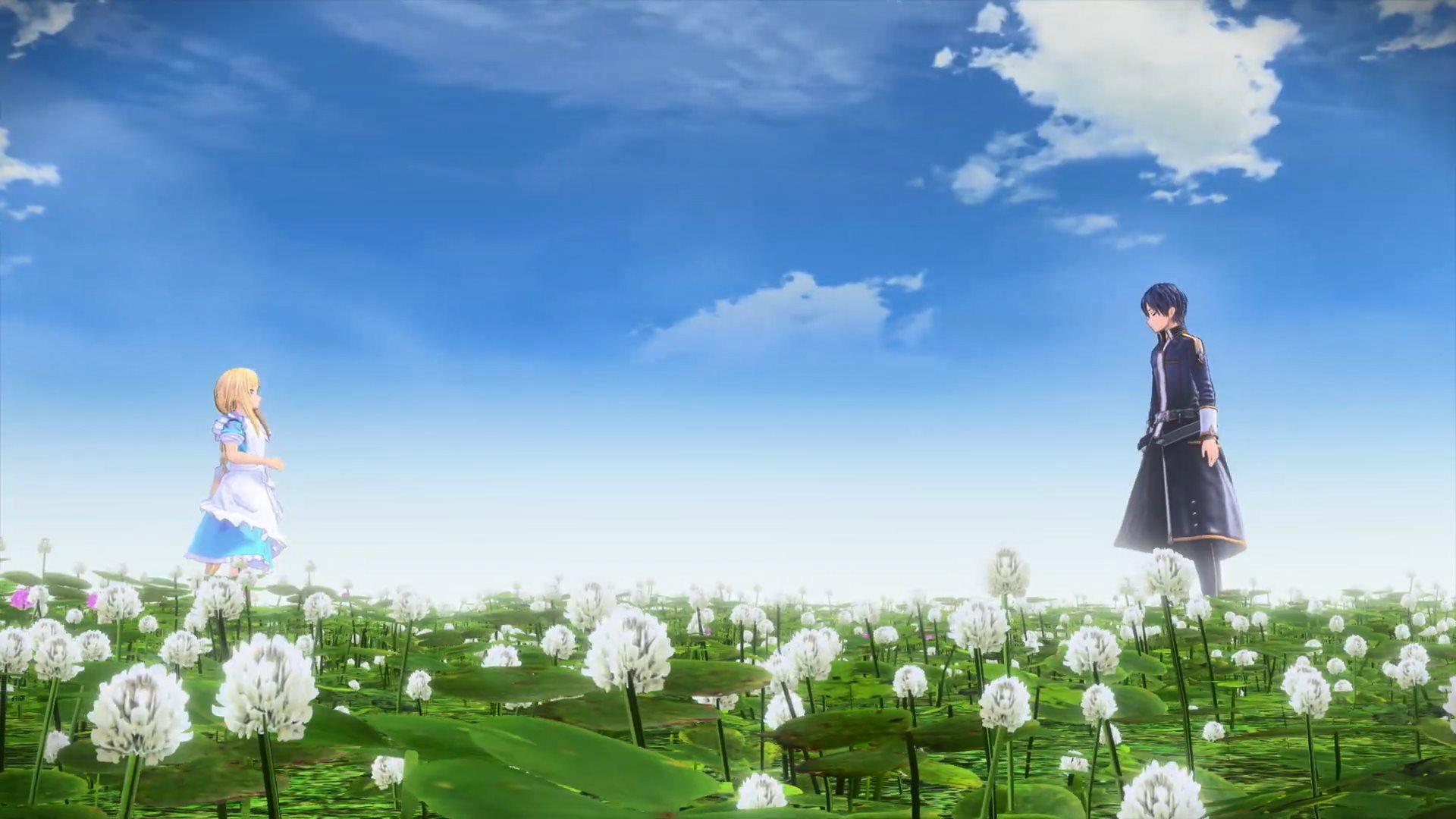 《刀剑神域:彼岸游境》实机演示:战斗系统、游戏环境等