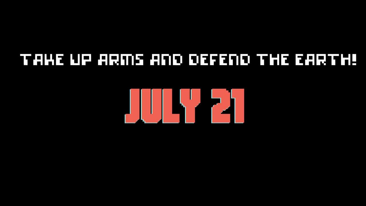 8位像素风横版举措游戏《装甲帕拉丁》7月21发行