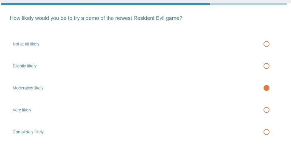 生化危机官方调查问卷透露将推出《生化8》试玩版