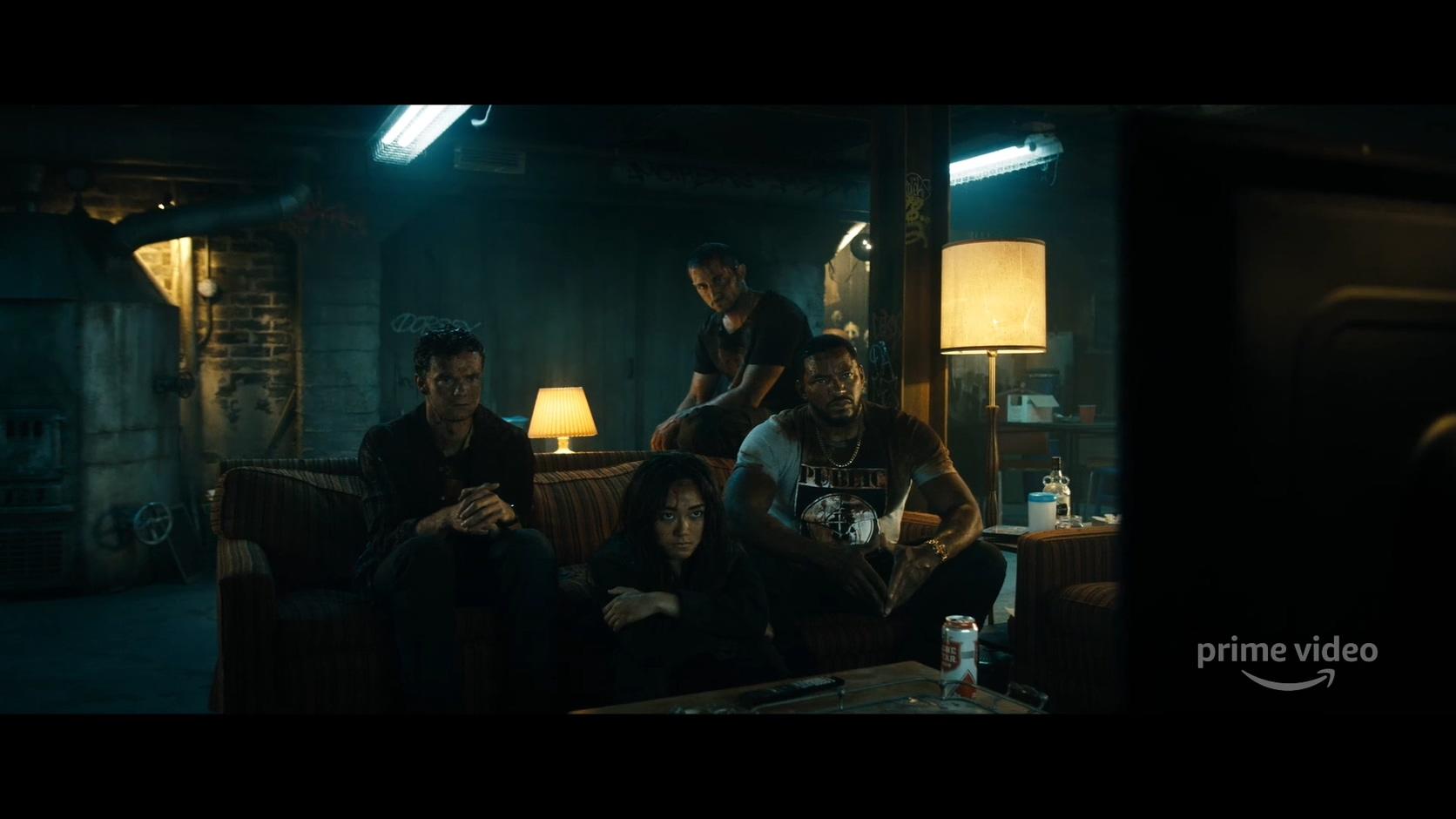 《黑袍纠察队》第二季新预报 新超级好汉现身