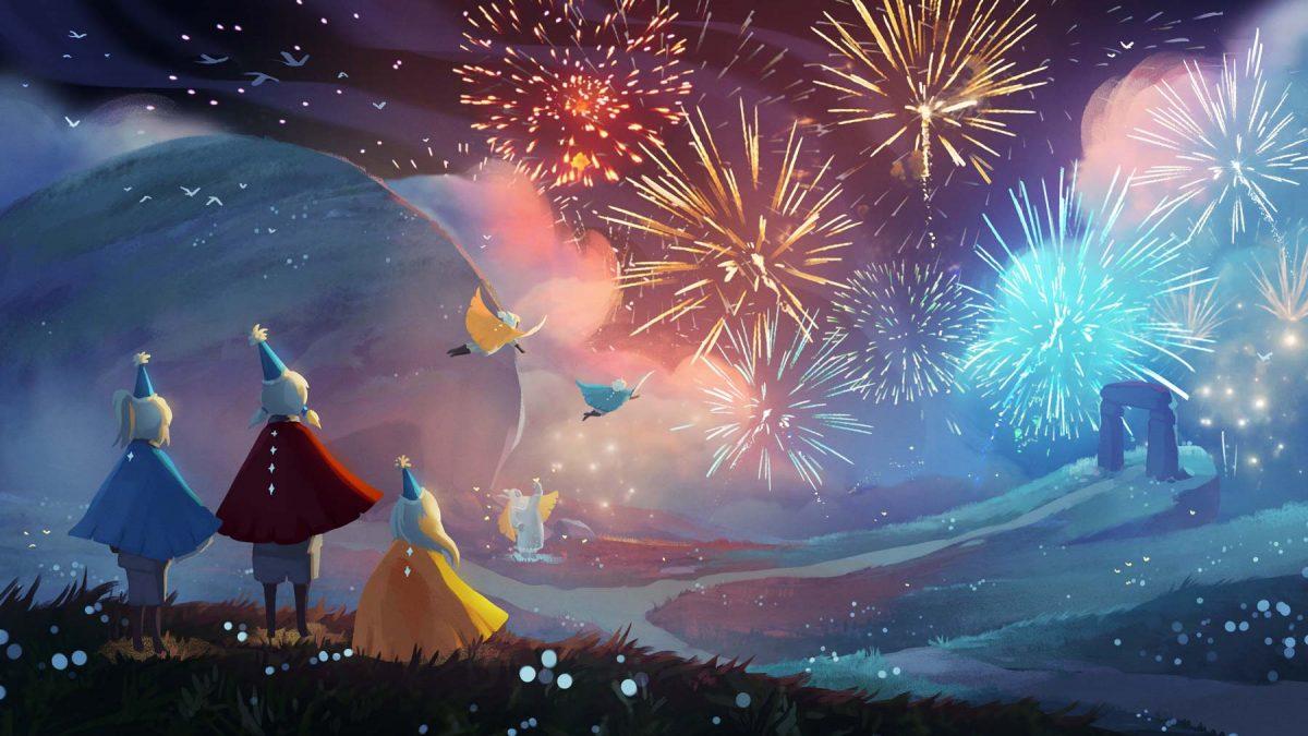 陈星汉《Sky光遇》全球累计下载量已突破两千万 将举办周年纪念活动
