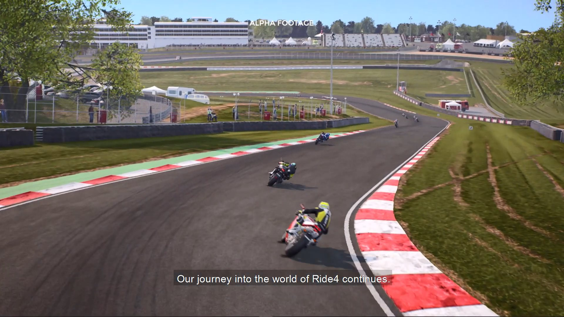 《极速骑行4》开发者演示 首度加入轮胎磨损系数