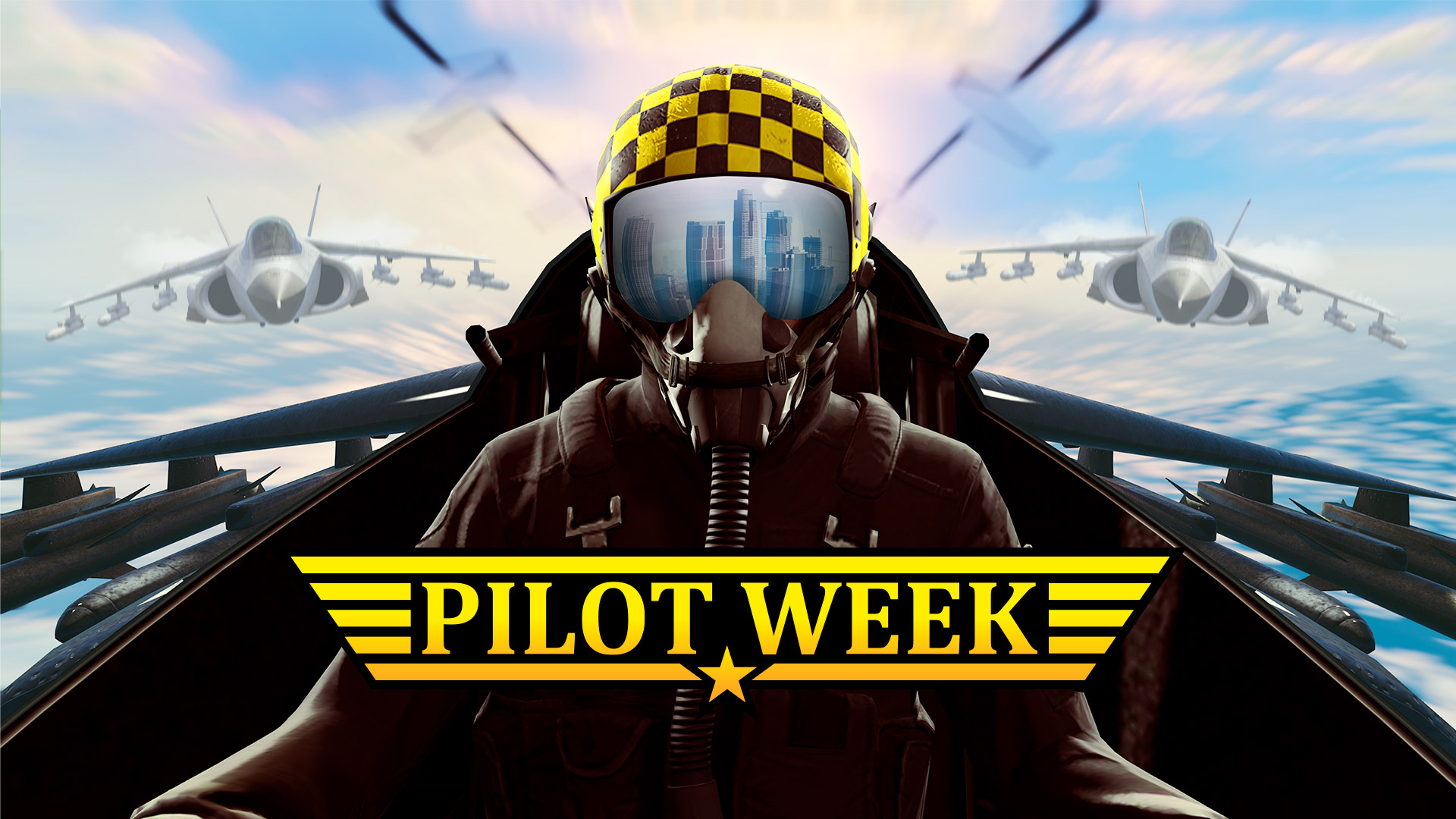 《GTA5》在线模式飞行员活动周 可免费领取滑翔机
