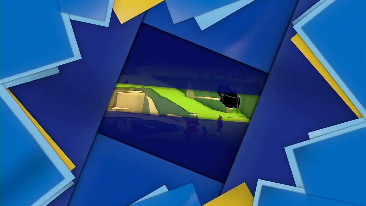 《纸片马力欧:折纸国王》全新实机直播视频公布