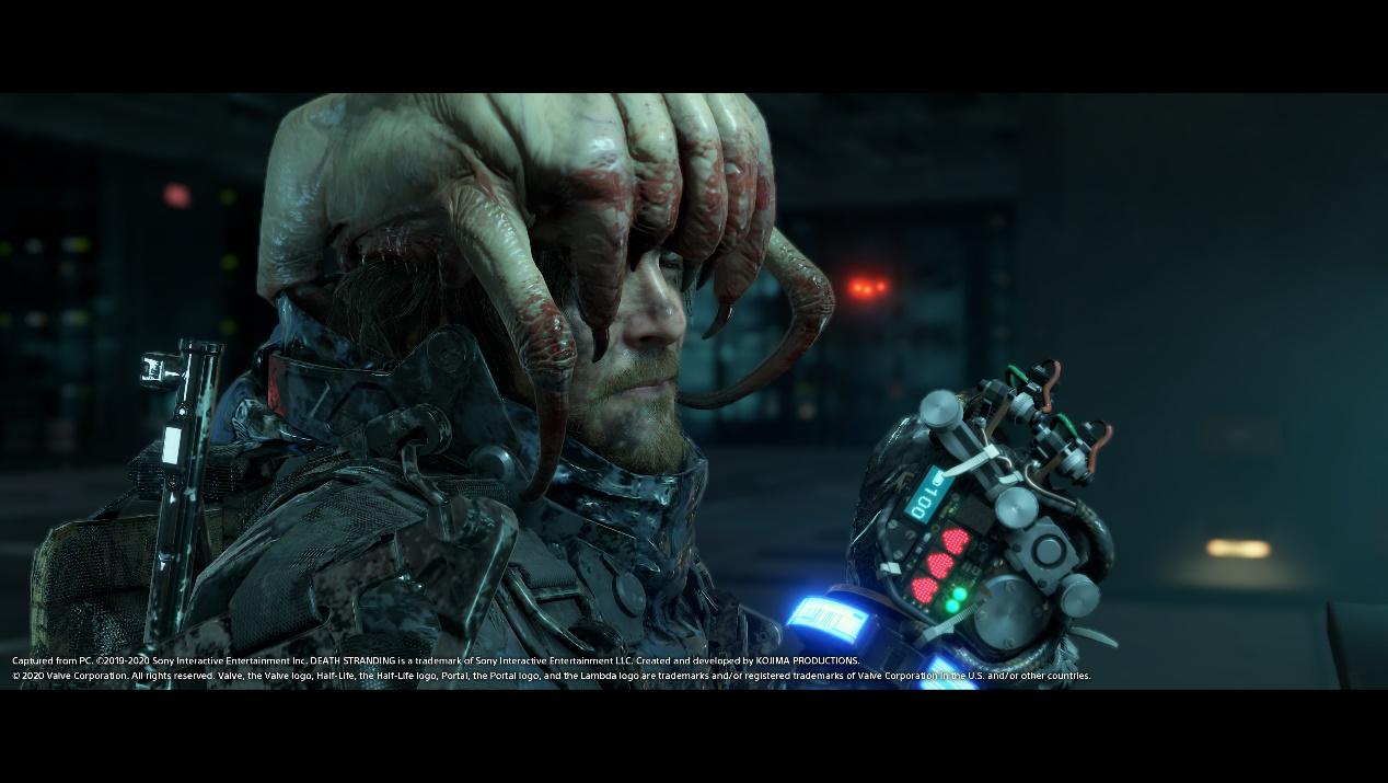 《死亡搁浅》PC版即将上线 帮助人真的好快乐