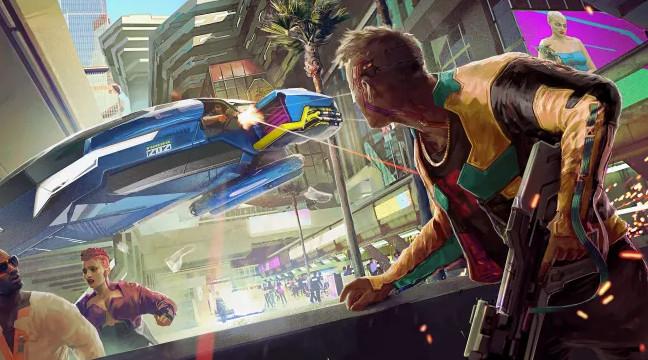 CDPR:《赛博朋克2077》不会登陆Xbox Game Pass